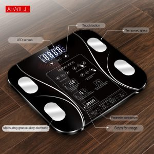 Bathroom Scales LED Weight Scale