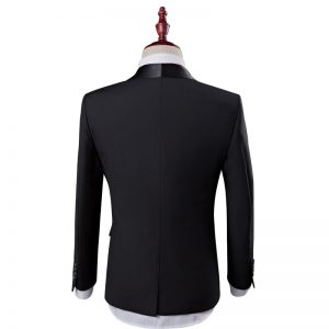 Men Tuxedo Slim Fit Fashion Suit
