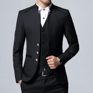 Wedding Banquet Slim fit Men Suit