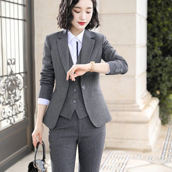 Women Suit Female Blazer Jacket