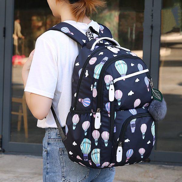 Cute School Bags for Teenage