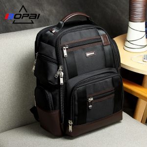 American Multi Pockets Men Backpack