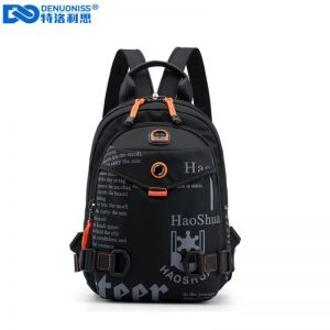 Fashion Men Backpack Shoulder Bag
