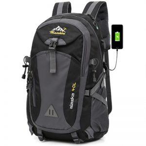 Waterproof Men Backpack Sports Bag