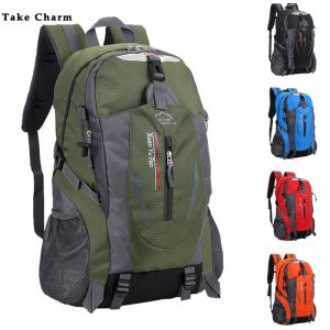 Nylon Travel Backpack Hiking Bag