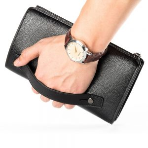 Men Clutch Bag Multifunction Wallet