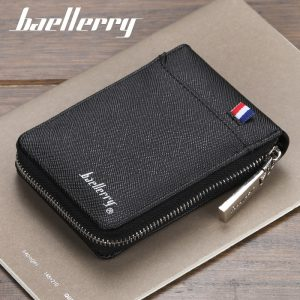 Men's Wallet Credit Card Holder