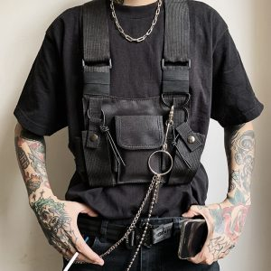 Fashion Tactical Chest Rig Bag