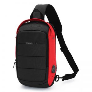 Men's Chest Pack Crossbody Bags