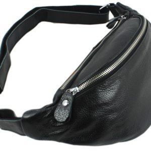 Leather Waist Bag Bum Bag