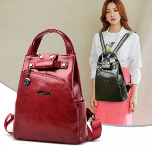 Fashion Women Backpack Shoulder Bag