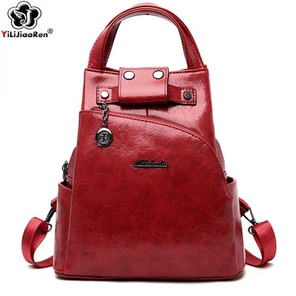 Fashion Women Backpack Shoulder Bag