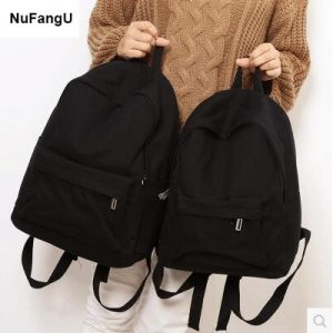 Women Backpack Student Book Bag