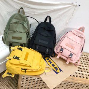 Women Backpack Fashion School Bag