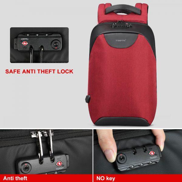 Female Laptop Backpack School Bag