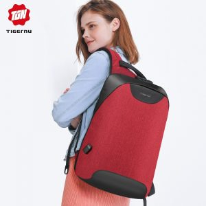 Female Laptop Backpack School Bag