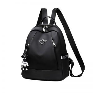 Ladies Backpack Oxford Cloth Rucksack