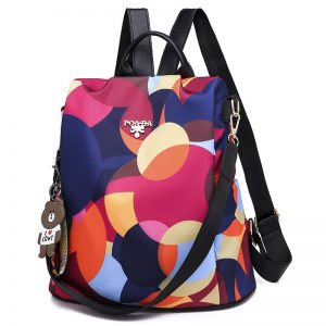 Fashion Women Backpacks Oxford Bag