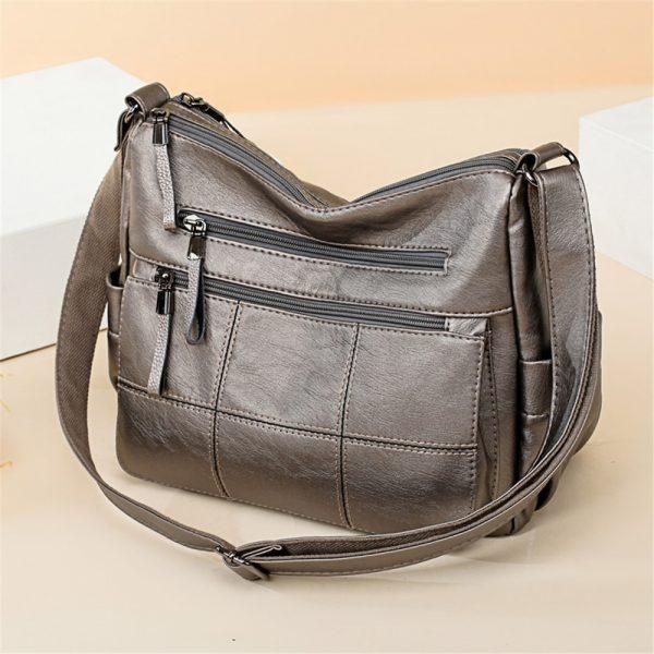 Leather Bolsa Ladies Hand Bags
