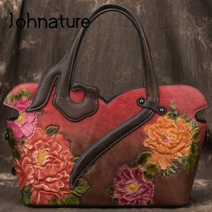 Embossing Retro Luxury Handbags