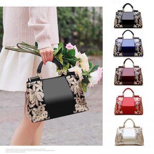 Women Bags Leather Shoulder Handbags
