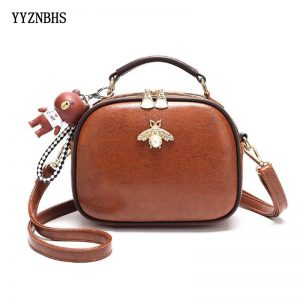Women Crossbody Bags Leather Handbag