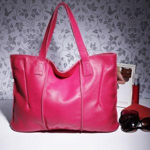 100% Leather Bag Women Handbags