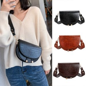 Messenger Bag Leather Luxury Handbags