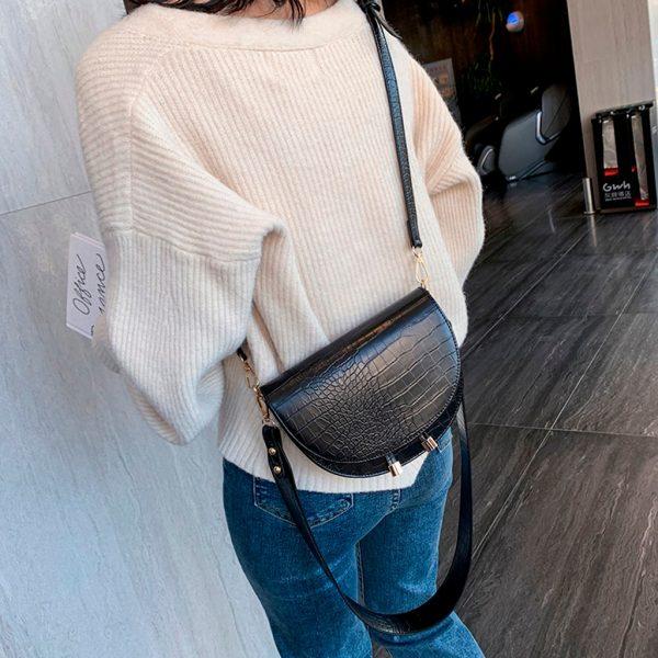 Messenger Bag Leather Luxury Handbags