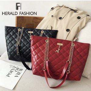 Soft PU Leather Crossbody Bags