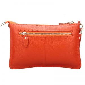 Fashion Messenger Bag Leather Clutch
