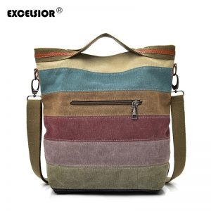 Canvas Bag Women's Crossbody Bag