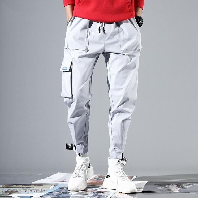 Harem Pants Hip Hop Trousers
