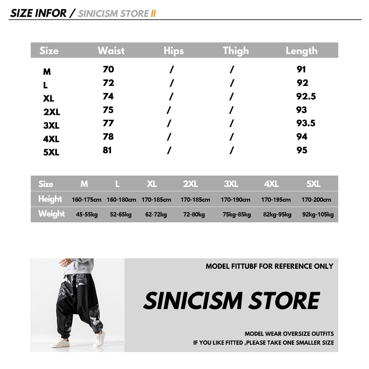 Harem Pants Casual Baggy Traditional Pants