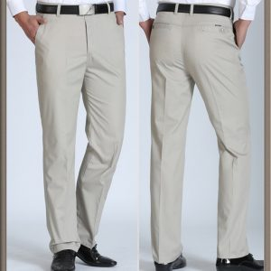 Men's Cargo Pants Cotton Casual Pants