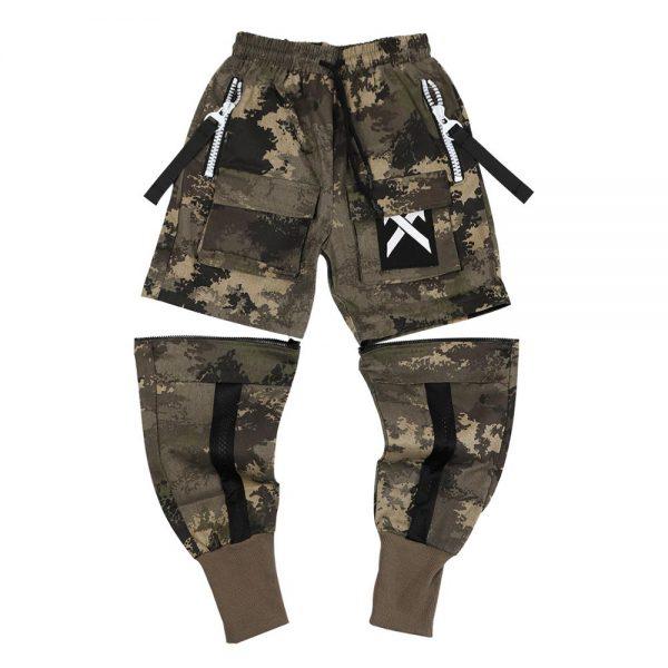 Multi-Pocket Cargo Pants Hip Hop Joggers