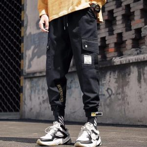 Fashion Sporty Pants Running Pants