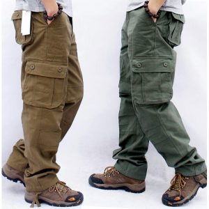 Men's Cargo Pants Military Tactical Pants