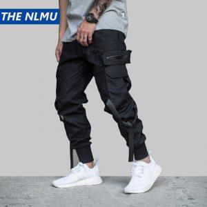 Hip Hip Streetwear Cargo Joggers Pants