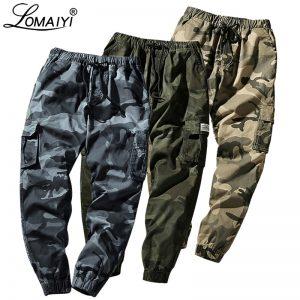 Men's Joggers Pants Camouflage Pants
