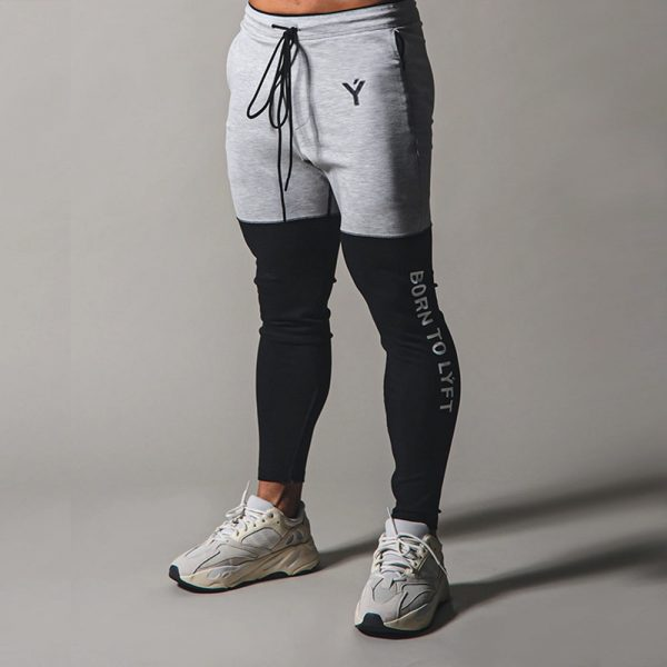 Casual Pants Skinny Sport Trousers