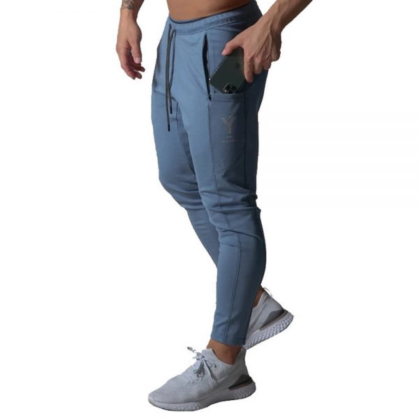 Casual Pants Workout Cotton Trackpants