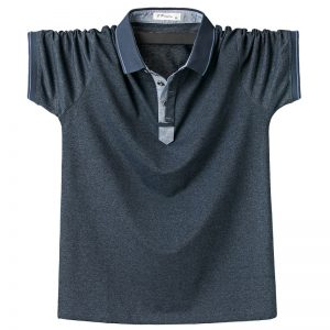 Polo Shirt Men Solid Polo Shirts