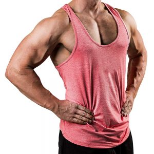 Gyms Fitness Workout Sleeveless Shirt