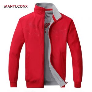 Men's Fashion Zipper Jacket