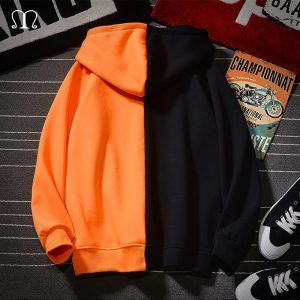 Men Hooded Streetwear Hoodies