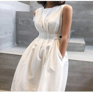 Elegant Casual Party Dress