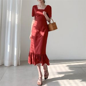 Women Casual Summer Dresses