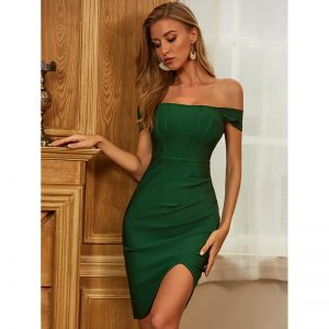 Fashion Evening Party Dress