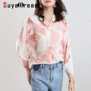 Women Floral Printed Blouses